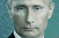 Милиция расследует установление надгробия с изображением Путина