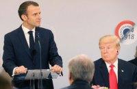 """Трамп пригрозив ввести мито на французьке вино у відповідь на """"цифровий податок"""""""