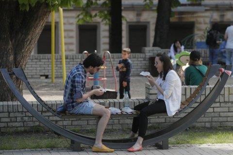 В субботу в Киеве до +23, без осадков