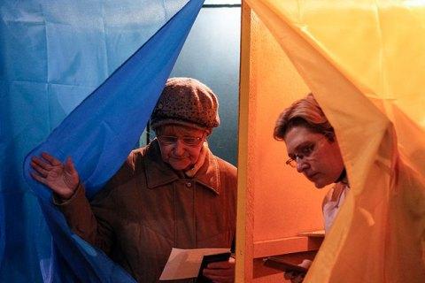 В Украине проходят выборы в 143 объединенных территориальных общинах