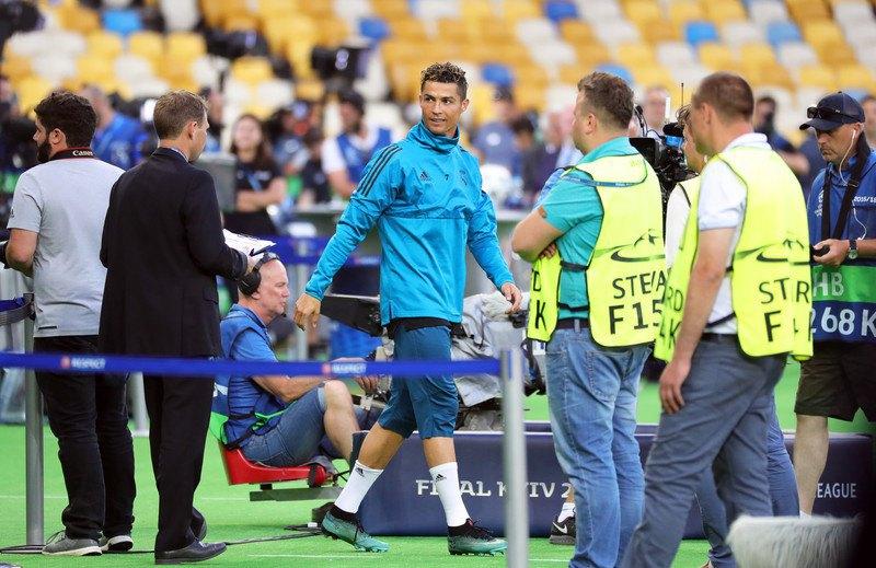 Версия: Мадридский «Реал» третий год подряд одержал победу  Лигу чемпионов