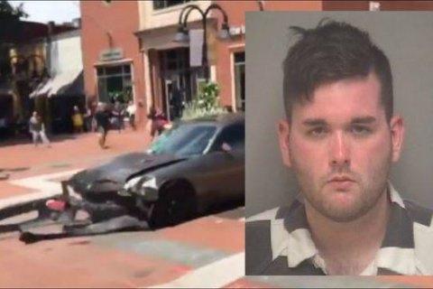 У США визнали винним водія, який наїхав на демонстрантів у Шарлоттсвіллі
