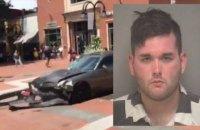 В США признали виновным водителя, который наехал на демонстрантов в Шарлоттсвилле