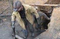 На двух шахтах в Донецкой области произошли обвалы