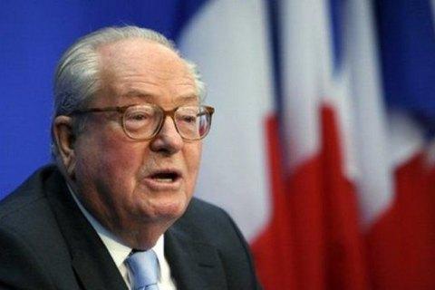 Батько Марін Ле Пен заявив, що його донька повинна піти з поста лідера партії