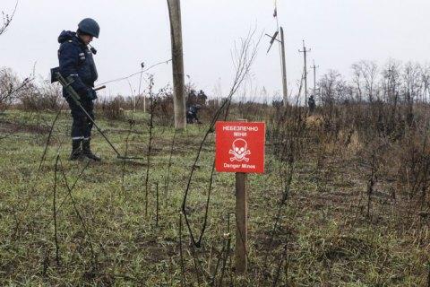 Боевики на Донбассе используют запрещенные мины
