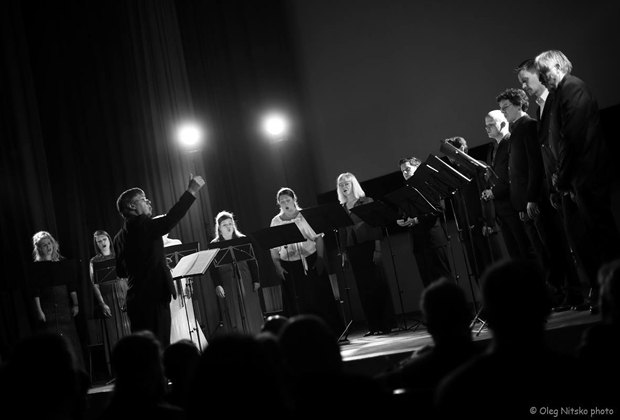 Концерт в Ars Nova Copenhagen Доме Архитектора