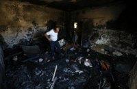 Израильских экстремистов заподозрили в убийстве палестинского младенца