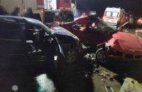Под Одессой столкнулись два BMW, погибли водитель и двое пассажиров одного из автомобилей