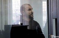 """Підозрюваного в організації вбивства """"Сармата"""" залишили під арештом"""
