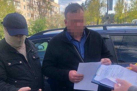 """Главу ОТГ от """"Слуги народа"""" задержали по подозрению в вымогательстве 2,6 млн гривен"""