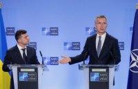 НАТО сама решит, что ей делать с Украиной