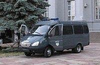 Строительные вагончики на Десятинке охраняет «Беркут»