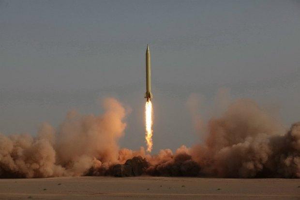 Испытания ракет в Иране