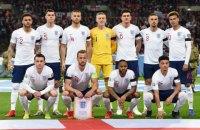 Хадсон-Одой встановив рекорд збірної Англії