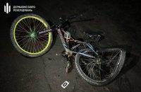 В Хмельницкой области полицейский насмерть сбил велосипедистку
