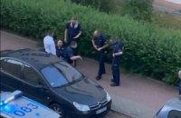 У Польщі восьмеро патрульних ловили українця під наркотиками