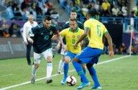 Гол Месси обеспечил аргентинцам победу над сборной Бразилии