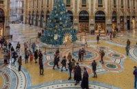 """Уряд Італії ввів """"жорсткий"""" локдаун на період Різдва та Нового Року"""
