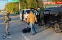 СБУ блокувала роботу нелегальних перевізників, які сплачували «податки» бойовикам
