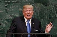 Трамп обвинил Китай в нечестной торговле