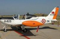 В Турции разбился военный самолет, двое погибших