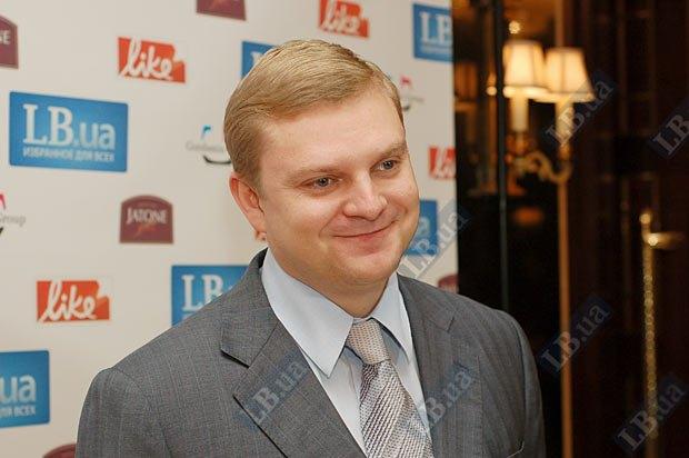 Заместитель главы КГГА Александр Пузанов