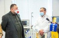 Епіцентр продовжить масштабну реновацію Інституту кардіології ім. Стражеска у найближчих п'ять років