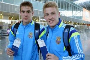 Юношеская сборная Украины отправилась на ЧМ в Новую Зеландию