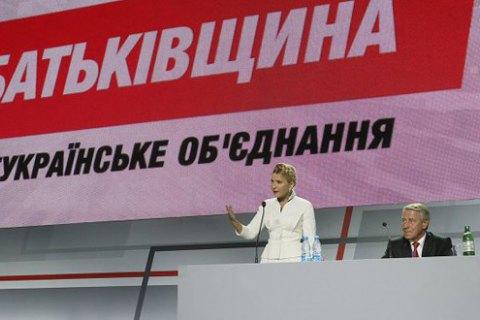 """""""Батькивщина"""" ждет решения суда по тарифам до 29 июля"""