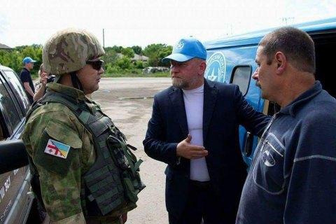 З полону бойовиків звільнили бійця інженерної частини ЗСУ