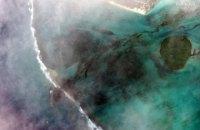Из-за разлива нефти на острове Маврикий объявили режим экологической ЧС