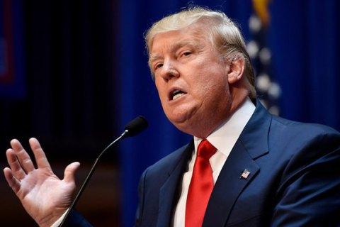 Трамп розповів про майбутню зовнішню політику США в разі його обрання