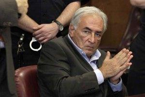 Стросс-Кан не признал вину в суде