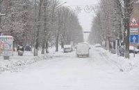 У середу в Києві невеликий сніг