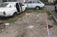 Кличко поручил забирать заброшенные авто на штрафплощадки