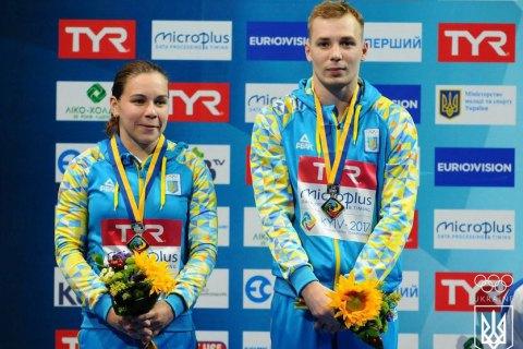 Україна здобула чергову медаль на об'єднаному чемпіонаті Європи
