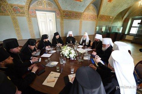 Синод ПЦУ запретил своим архиереям и клирикам баллотироваться в Раду