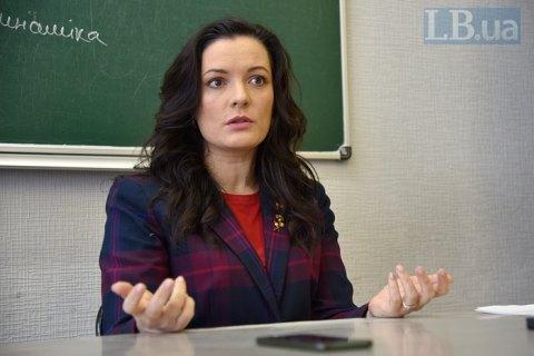 Скалецкая: место обсервации для украинцев из Китая еще не выбрали