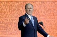 Джордж Буш-младший обвинил РФ во вмешательстве в выборы президента США