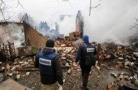 За два тижні обстріли бойовиків на Донбасі збільшилися на 30%, - ОБСЄ