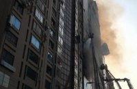 У столиці Бангладеш загорілася 19-поверхівка, люди стрибали з вікон