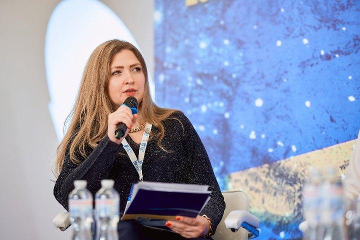 Виконавчий директор НАБУ Олена Коробкова