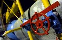 Україна від початку року значно скоротила транзит газу до Європи