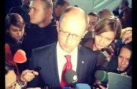 Яценюк намекнул, что выборы президента Украины не будут честными