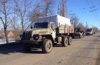 За сутки на Донбассе погибли двое военных