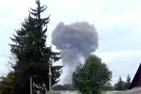 У ЗСУ заявили про затримання диверсантів перед вибухами в Калинівці
