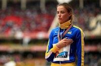 16-летняя украинская прыгунья с личным рекордом 1,94 метра выиграла ЧЕ среди юниоров