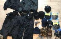В Киевской области задержали банду, которая совершала разбойные нападения на предприятия
