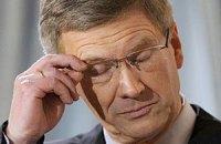 Президент Германии подал в отставку